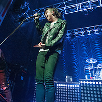 Sleeping With Sirens at The O2 Academy, Glasgow, Britain 2nd March 2016