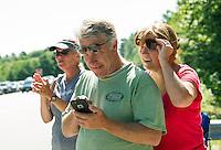 Timberman 70.3 from Ellacoya State Park.  ©2016 Karen Bobotas Photographer