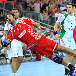 20090124: Handball - World Championship, Croatia vs Hungary