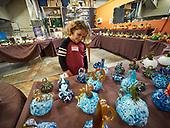 Jeremie Draper Glass Pumpkin Launch Party