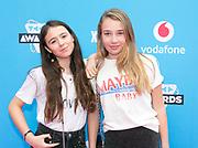 2018-03-24. Club Panama, Amsterdam. Veed Awards 2018. Op de foto: Girlys Blog