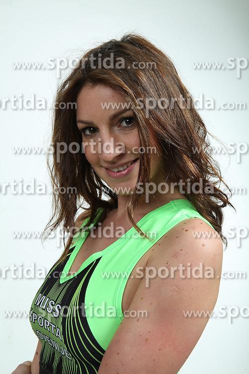 Andreja Zankoc na izboru za Miss Sporta Slovenije 2015, on January 21, 2015 in Bled, Slovenia. Photo by Vid Ponikvar / Sportida