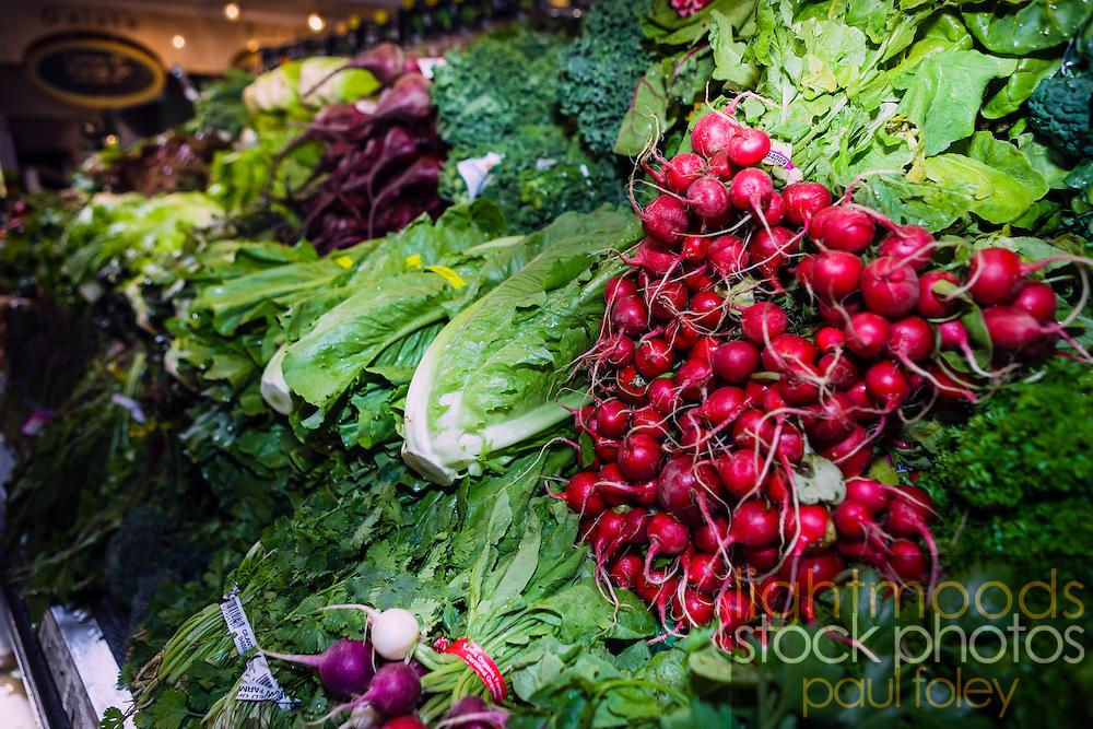 Organic Farmers Market, Vancouver, Canada