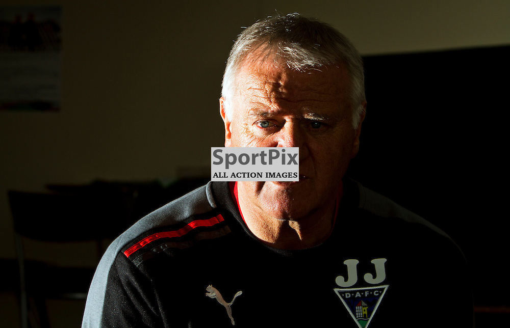 The Clydesdale Bank Scottish Premier League, Season 2011/12.Dunfermline Athletic Football Club - Pre match news conference..22-03-12...Jim Jefferies in this afternoons Dunfermline Athletic news conference. ..At Pitreavie- Dunfermline Academy of sport, Dunfermline...Picture, Craig Brown ..Thursday 22nd March 2012.