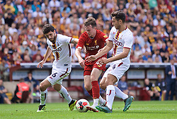 BRADFORD, ENGLAND - Saturday, July 13, 2019: Liverpool's Liam Millar during a pre-season friendly match between Bradford City AFC and Liverpool FC at Valley Parade. (Pic by David Rawcliffe/Propaganda)