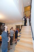 Prix d'excellence en architecture attribué Par l'Ordre des architectes du Québec dans la catégorie « aménagement intérieur résidentiel » à naturehumaine (Plasse, Rasselet architectes) ainsi qu'à leurs clients, Tuan Vu et Jean-François Bourdeau. à  520 rue de la Congrégation / Montreal / Canada / 2011-09-29, © Photo Marc Gibert / adecom.ca