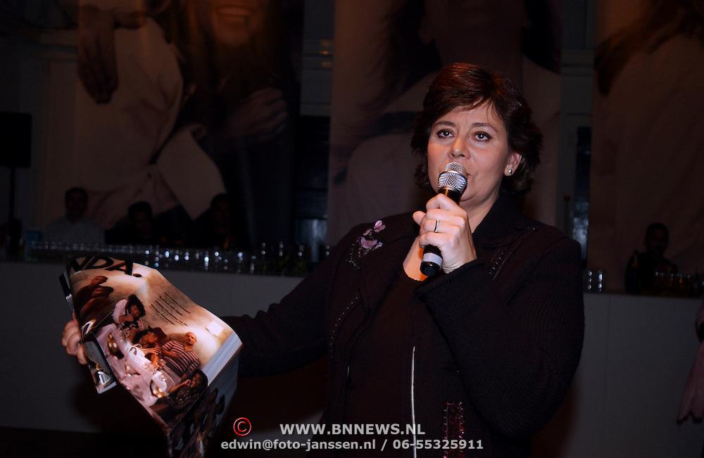 Jubileum magazine Linda, Rita Verdonk
