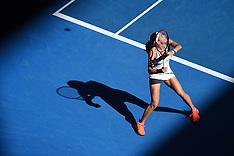 Australia: Melbourne Open - Women's Doubles - Semifinals- 25 Jan 2017