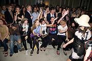 MATTHEW LASKEY; MORWENNA LYTTON-COBBOLD ; MARGOT STILLEY; , Visa Swap launch party. No1 The Piazza. Covent Garden. London. 16 July 2008.  *** Local Caption *** -DO NOT ARCHIVE-© Copyright Photograph by Dafydd Jones. 248 Clapham Rd. London SW9 0PZ. Tel 0207 820 0771. www.dafjones.com.