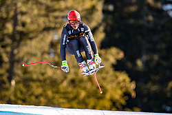 15.12.2016, Saslong, St. Christina, ITA, FIS Ski Weltcup, Groeden, Abfahrt, Herren, 1. Training, im Bild Nicolas Raffort (FRA) // Nicolas Raffort of France in action during the 2nd practice run of men's Downhill of FIS Ski Alpine World Cup at the Saslong race course in St. Christina, Italy on 2016/12/15. EXPA Pictures © 2016, PhotoCredit: EXPA/ Johann Groder