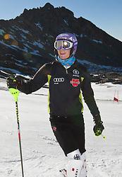 04.11.2011, Moelltaler Gletscher, Flattach, AUT, DSV Medientag, im Bild Maria Riesch // During media day of German Ski Federation DSV at Moelltaler glacier in Flattach, Carinthia, Austria on 4/10/2011. EXPA Pictures © 2011, PhotoCredit: EXPA/ J. Groder
