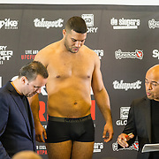 NLD/Amsterdam20160624 - Glory 31 / Weigh in, Nouh Chahboune