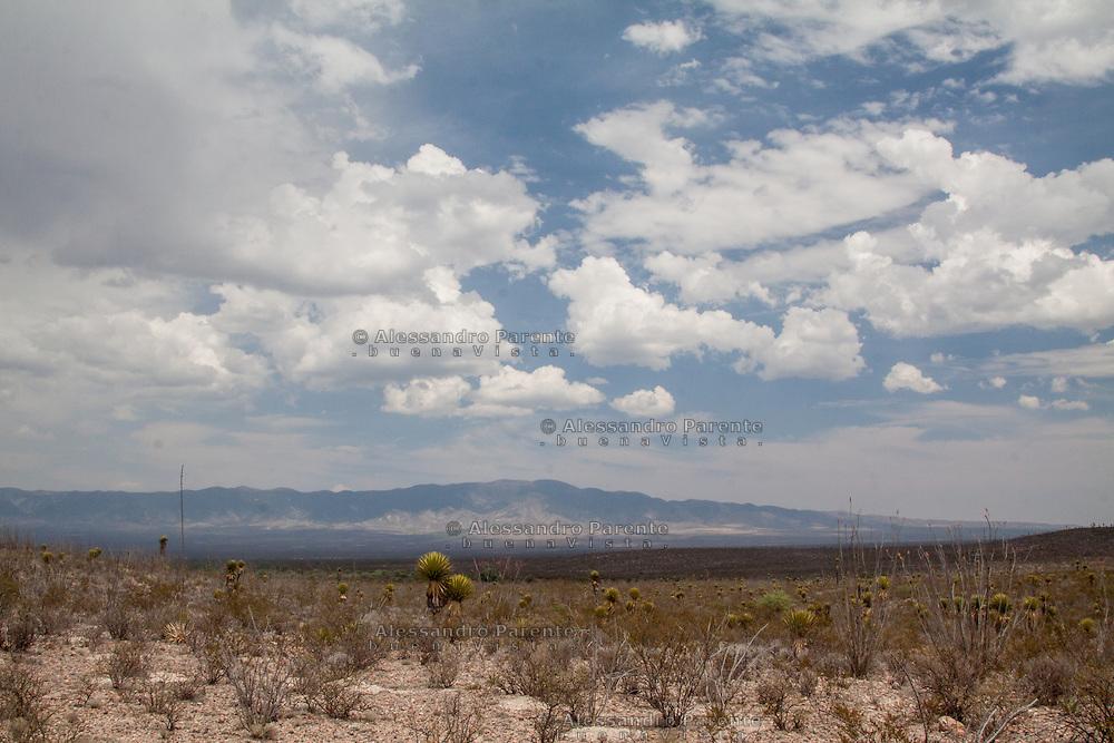 Wirikuta landscape.<br /> Paesaggio di wirikuta.