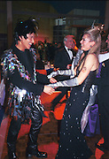 Andy Wong and Georgina Macpherson. Mr. and Mrs. Andy Wong Chinese Year of the Dragon. Millenium Dome. 29/1/2000.<br />