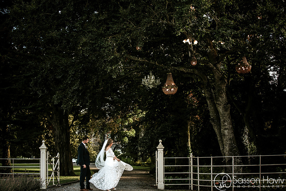 Wedding Photography at Ballymagarvey Village.