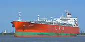 Images of LPG Tanker MT 'Gas Summit' in the Houston Ship Channel