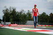 September 3-5, 2015 - Italian Grand Prix at Monza: Esteban Gutierez, Ferrari