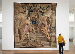 The Wrath of Achilles by Daniel Eggermans after Peter Paul Rubens at the Museum Boijmans van Beuningen in Rotterdam The Netherlands