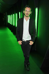 MATTHEW WILLIAMSON at a party to launch the Dom Perignon Luminous label held at No.1 Mayfair, London on 24th May 2011.