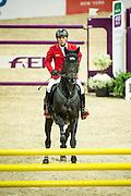 Hans Dieter Dreher - Embassy II<br /> Rolex FEI World Cup Final 2013<br /> © DigiShots