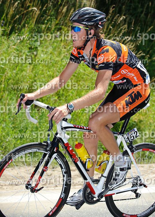 08.07.2010, AUT, 62. Österreich Rundfahrt, 5. Etappe, Bleiburg-Deutschlandsberg, im Bild Robert Gassmayr (AUT, Arbö-KTM-Geb. Weiss), EXPA Pictures © 2010, PhotoCredit: EXPA/ S. Zangrando / SPORTIDA PHOTO AGENCY