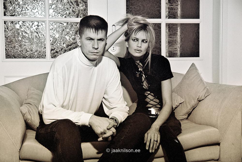 Jana Hallas & Alar Kotkas
