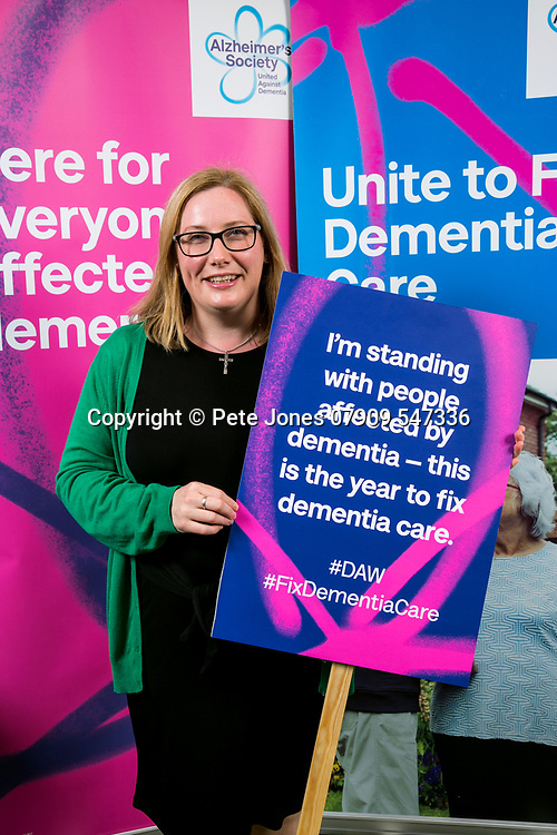"""Emma Lewell-Buck MP;<br /> Alzheimer's Society;<br /> """"Fix Dementia Care & State of the Nation""""<br /> Parliamentary report Launch;<br /> Houses of Parliament, Westminster.<br /> 23rd May 2018.<br /> <br /> © Pete Jones<br /> pete@pjproductions.co.uk"""