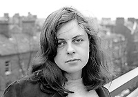 Bernadette Devlin, 20 years, who is standing as a People's Democracy candidate in the Mid-Ulster constituency in the February 1969 UK General Election. February, 1969, 196902000062<br /> <br /> Copyright Image from Victor Patterson, 54 Dorchester Park, Belfast, UK, BT9 6RJ<br /> <br /> t1: +44 28 9066 1296 (from Rep of Ireland 048 9066 1296)<br /> t2: +44 28 9002 2446 (from Rep of Ireland 048 9002 2446)<br /> m: +44 7802 353836<br /> <br /> victorpattersonbelfast@gmail.com<br /> victorpatterson@me.com<br /> <br /> www.victorpatterson.com<br /> <br /> Please see my Terms and Conditions of Use at https://www.victorpatterson.com/page2<br /> It is IMPORTANT that you familiarise yourself with them.<br /> <br /> Images used on the Internet incur an additional cost and must be visibly watermarked i.e. © Victor Patterson within the body of the image and copyright metadata must not be deleted. Images used on the Internet have a size restriction of 4kbs and are chargeable at rates available at victorpatterson.com.<br /> <br /> This image is available only for the use of the download recipient i.e. television station, newspaper, magazine, book publisher, etc, and must not be passed on to any third party. It is also downloaded on condition that each and every usage is notified within 7 days to victorpatterson@me.com<br /> <br /> The right of Victor Patterson (or the named photographer) to be identified as the author is asserted in accordance with The Copyright Designs And Patents Act (1988). All moral rights are asserted.