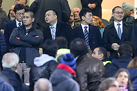 06.11.2016 - Milano- Serie A 2016/17 - 12a giornata  -  Inter-Crotone nella  foto: Zhang Jindong Zhang Kangyang e Liun Jun - Inter