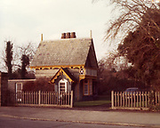 Old Dublin Amature Photos January 1984 WITH, Swiss Cottage, St Annes Clontarf, Malahide Coast Road, St Douglas Ch, Malahide, Black Church,