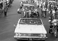 Apollo 13 Astronauts Visit Ireland
