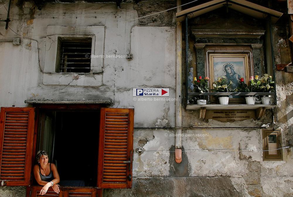 Naples, Materdei