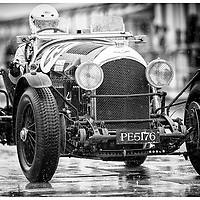 #29, Bentley 3/4 (0.5) (1925), Richard Hudson (GB) and Stuart Morley (GB), Kidston Trophy for Pre-War Sports Cars. 24.07.2015. Silverstone, England, U.K.  Silverstone Classic 2015.