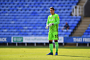 Reading goalkeeper Rafael Cabral (33) during the EFL Sky Bet Championship match between Reading and Barnsley at the Madejski Stadium, Reading, England on 19 September 2020.