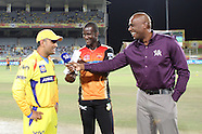 Pepsi IPL 2014 M50 -  Chennai Superkings v Sunrisers Hyderabad
