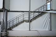 Henley on Thames. United Kingdom.  Back Stairs, floating grandstand, Monday,  27/06/2016,   16:07:47   2016 Henley Royal Regatta, Henley Reach.   [Mandatory Credit Peter Spurrier/ Intersport Images]