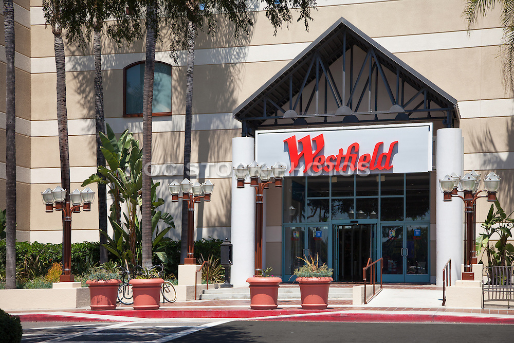 Westfield MainPlace Mall in Santa Ana