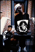 Public Enemy, New York 1980s