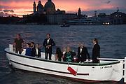 Venetian Heritage Gala Dinner Dance.  Hotel  Cipriani, Venice. 9 May 2015