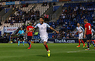 England U21 v Norway U21 06/09/2016