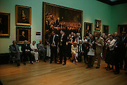 Celebration of Lord Weidenfeld's 60 Years in Publishing hosted by Orion. the Weldon Galleries. National Portrait Gallery. London. 29 June 2005. ONE TIME USE ONLY - DO NOT ARCHIVE  © Copyright Photograph by Dafydd Jones 66 Stockwell Park Rd. London SW9 0DA Tel 020 7733 0108 www.dafjones.com