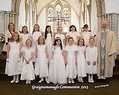 Graignamanagh Communion 2015