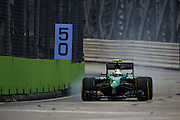 September 18-21, 2014 : Singapore Formula One Grand Prix -