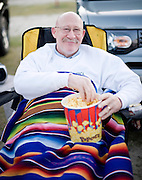 POPCORN at Raleigh Road Drive-in in Henderson, NC.
