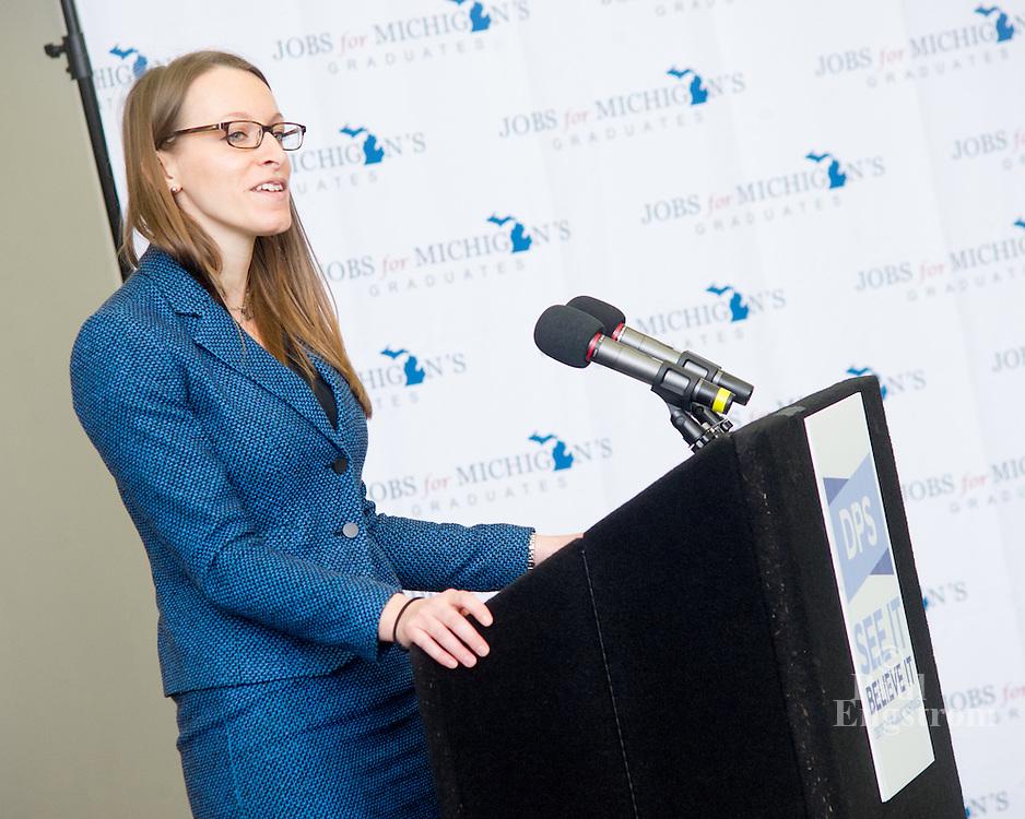 Janelle Duray, VP, Jobs for America's Graduates