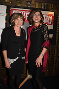 KATE MUIR; MARGY KINMONTH;   Party afterwards at the Royal Academy, Premiere of Revolution, New Art For a New World ,  Curzon cinema , London. 10 Nov 2016