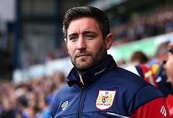 Bristol City head coach Lee Johnson - Mandatory by-line: Robbie Stephenson/JMP - 30/09/2017 - FOOTBALL - Portman Road - Ipswich, England - Ipswich Town v Bristol City - Sky Bet Championship