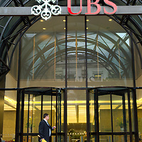 London feb 9  UBS offices in Liverpool Street London The City  expects the Swiss top two banks, UBS AG and Credit Suisse Group AG to announce record losses for 2008 this week and predict UBS will unveil thousands of job cuts....Standard Licence feee's apply  to all image usage.Marco Secchi  tel +44 (0) 845 050 6211 .e-mail ms@msecchi.com .http://www.marcosecchi.com