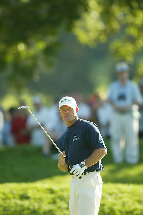 Alex Cejka..2003 PGA Championship..Final Round..Oak Hill CC..Rochester, NY..Sunday, August 17 2003..photograph by Darren Carroll