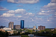 View from Woodland Glen IV on Thursday September 28, 2017 in Lexington, Ky. Photo by Mark Cornelison /UKphoto